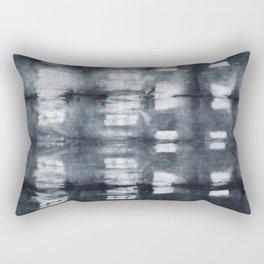 Chunky Shibori Rectangular Pillow