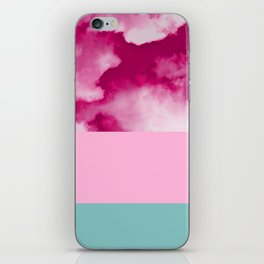 Cotton Candy Skies iPhone Skin