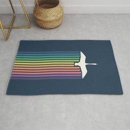 The Sky Is Not The Limit Rug
