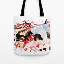 Murder Catfish Tote Bag