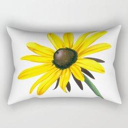 Black-Eyed Susan #1 Rectangular Pillow