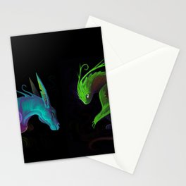 RGB and CMYK Stationery Cards