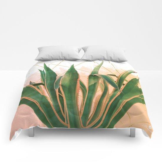 Cactus with geometric Comforters