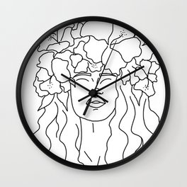 MAHINA Wall Clock