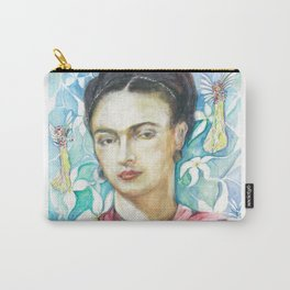 Frida Kahlo, my tribute Carry-All Pouch