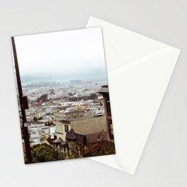 San Francisco Sunday Haze Stationery Cards