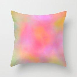 Gradient VI Throw Pillow