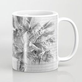 """Travel photography print """"Magical Marrakech"""" photo art made in Morocco. Black and white. Coffee Mug"""