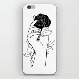 Hurt inside iPhone Skin