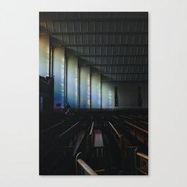 Christ the King Church Canvas Print