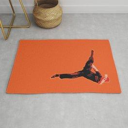 Kung Fu Steve 1 | Digital Art Rug