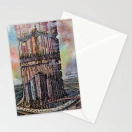 Town Z Stationery Cards