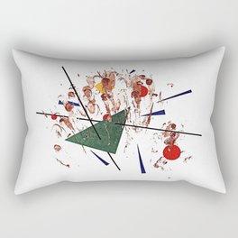 El Ataque (III) Rectangular Pillow