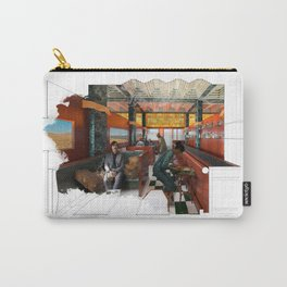 The Darjeeling Limited + Adolf Loos Carry-All Pouch
