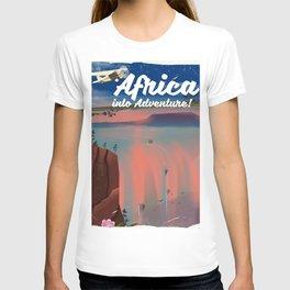 Africa Into Adventure! T-shirt