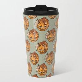 trick or treat? - pattern Travel Mug