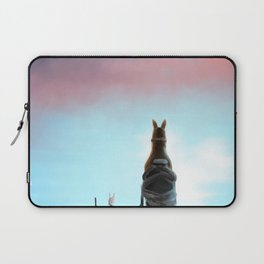 The Old Days Laptop Sleeve
