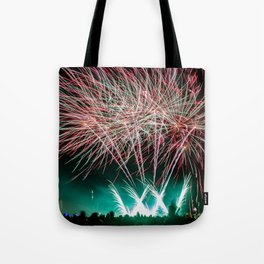 Bonfire Night Tote Bag