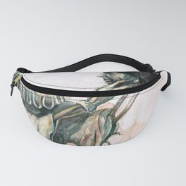 Zombie + Shakespeare Fanny Pack
