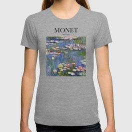 Monet - Water Lilies T-shirt