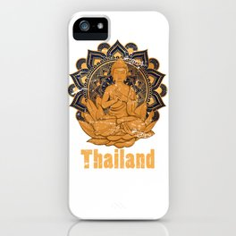 Phra Phrom iPhone Case