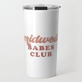 Midwest Babes Club Travel Mug