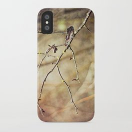 Wooded iPhone Case