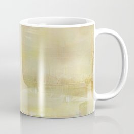 Mist on the Thames Coffee Mug