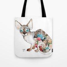sphinx cat Tote Bag