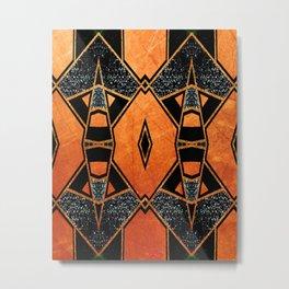 Geometric #947 Metal Print