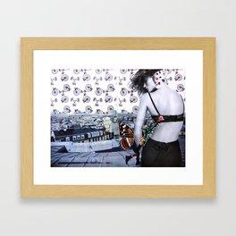Just an ordinary day  Framed Art Print