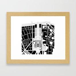 Invalides. Paris Framed Art Print