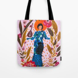 The Human Rights Arts and Film Festival By Roeqiya Fris Tote Bag