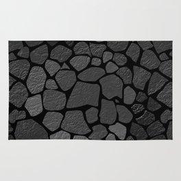 Stone wall 1 Rug