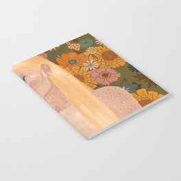 electric bloom Notebook