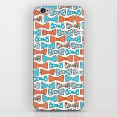 Geometric Bows iPhone & iPod Skin