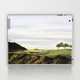 Torrey Pines South Golf Course Hole 3 Laptop & iPad Skin