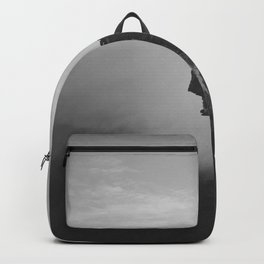 The Cliff (Black and White) Backpack