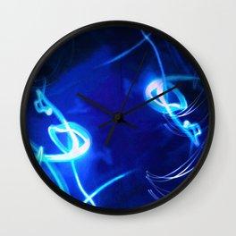 Cold Fusion Ignited Wall Clock
