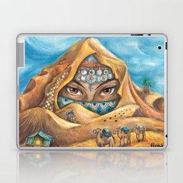 DESERT NYMPH Laptop & iPad Skin