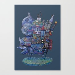 Fandom Moving Castle Canvas Print