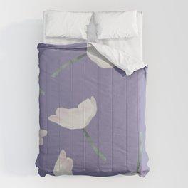 Paper Flower Comforters
