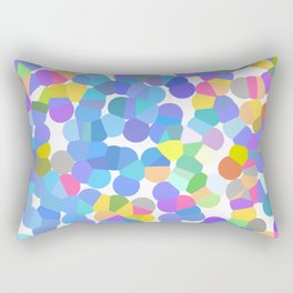Pointilize Rectangular Pillow