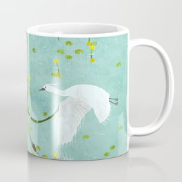little egrets Coffee Mug
