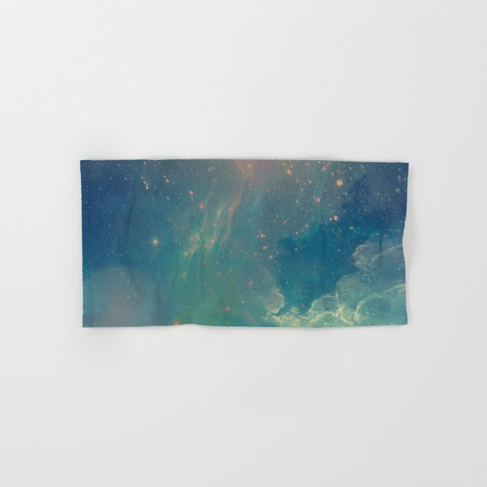 Space fall Hand & Bath Towel