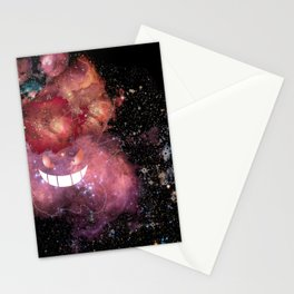 Space Gengar Stationery Cards