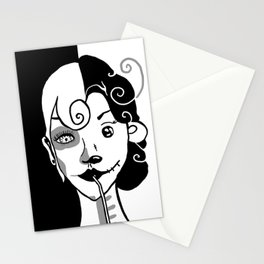 The Alpha Female Stationery Cards