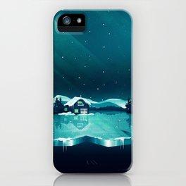 Frozen Magic iPhone Case