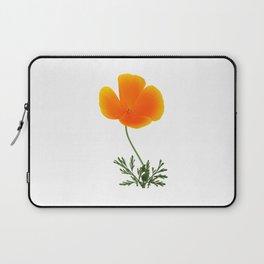 orange poppy Laptop Sleeve