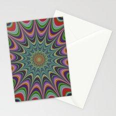 Vivid star Stationery Cards
